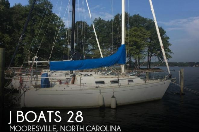 1986 J Boats 28 - For Sale at Mooresville, NC 28117 - ID 130811