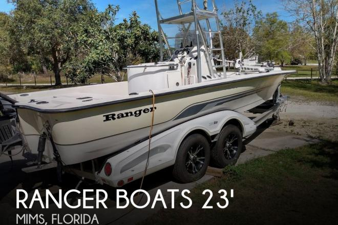 2007 Ranger 2300 BAYRANGER - For Sale at Mims, FL 32754 - ID 187593