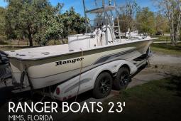 2007 Ranger 2300 BAYRANGER