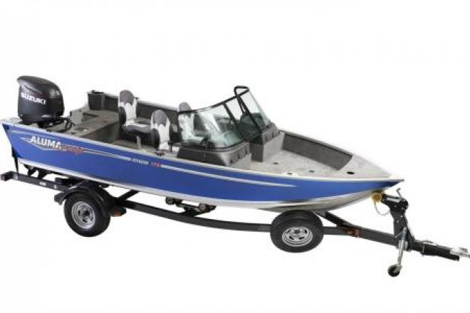 2020 Alumacraft VOYAGEUR 175 SP - For Sale at Jefferson City, MO 65101 - ID 188319