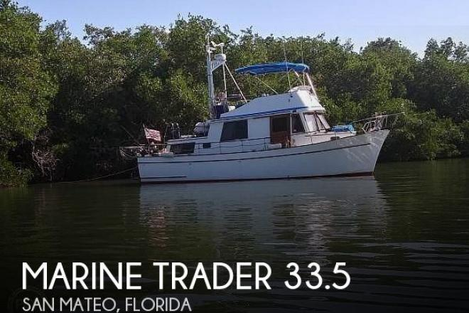 1979 Marine Trader 34 DC - For Sale at San Mateo, FL 32187 - ID 188395