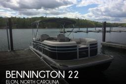2016 Bennington 22
