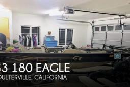 2008 G3 Boats 180 Eagle