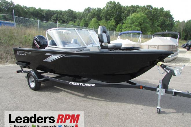 2020 Crestliner 1650 Fish Hawk SE WT - For Sale at Kalamazoo, MI 49009 - ID 177245