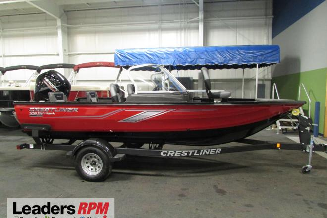 2020 Crestliner 1750 Fish Hawk Walk-through JS - For Sale at Kalamazoo, MI 49009 - ID 177192
