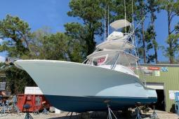 2007 Custom Carolina Sea Tek 36 Express