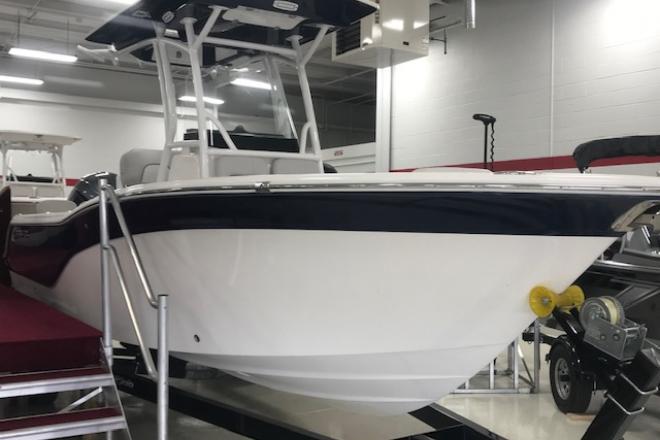 2019 Sea Fox 248 Commander - For Sale at Brighton, MI 48114 - ID 156785