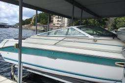1992 Sea Ray 240 Overnighter