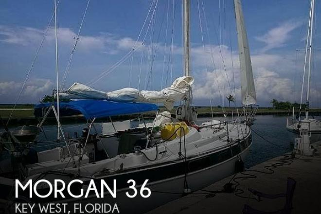 1977 Morgan 33 Out Island - For Sale at Key West, FL 33040 - ID 188777