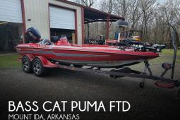 2019 Bass Cat Puma FTD