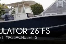 2005 Regulator 26 FS