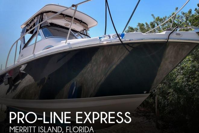 2007 Pro Line 23 Express - For Sale at Merritt Island, FL 32952 - ID 188487