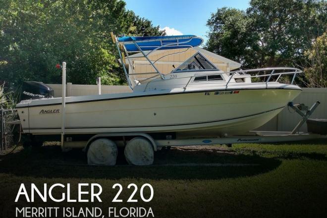 2000 Angler 220 WA - For Sale at Merritt Island, FL 32953 - ID 187587