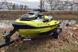 2018 Sea Doo RXT-X300