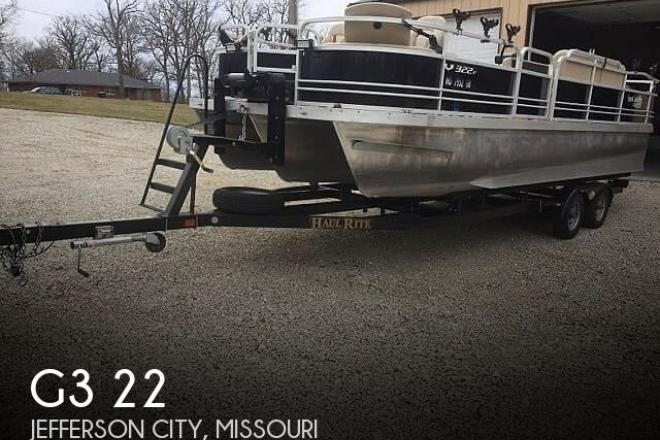 2014 G3 Boats V322F - For Sale at Jefferson City, MO 65109 - ID 189058