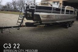 2014 G3 Boats V322F