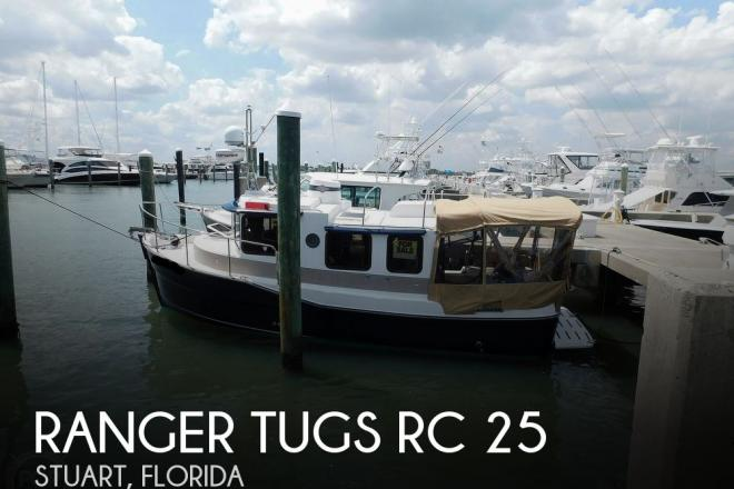 2009 Ranger Tugs RC 25 - For Sale at Stuart, FL 34996 - ID 188787