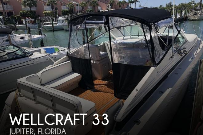 1991 Wellcraft 33 St Tropez - For Sale at Jupiter, FL 33477 - ID 103218