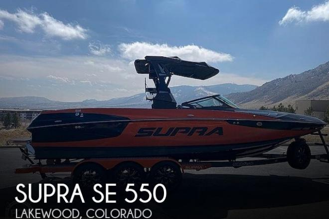 2018 Supra SE 550 - For Sale at Golden, CO 80403 - ID 188143