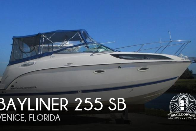 2012 Bayliner 255 SB - For Sale at Venice, FL 34285 - ID 133210