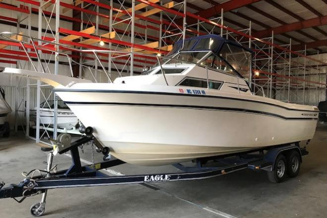 1989 Grady White Offshore 24 - For Sale at Coopersville, MI 49404 - ID 189322