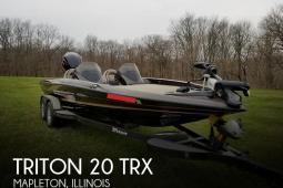 2019 Triton 20 TRX