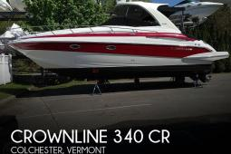2007 Crownline 340 CR