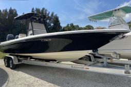 2014 Blackwood 27 Center Console