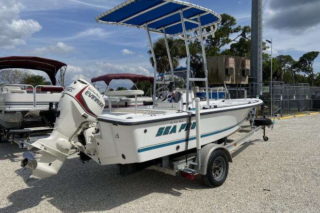 2002 Sea Pro 1700SV - For Sale at Port Charlotte, FL 33953 - ID 189463