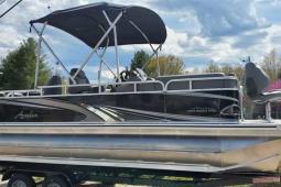 2020 Avalon Venture Fish N Cruise 20'
