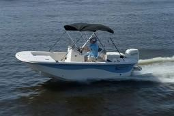 2020 Carolina Skiff 17 LS
