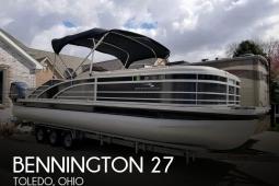 2017 Bennington 27 RSB X2