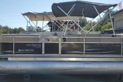 2012 Harris CRUISER CX 220 PONTOON