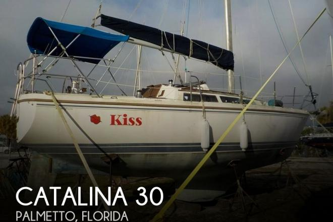1989 Catalina 30 - For Sale at Palmetto, FL 34221 - ID 160449