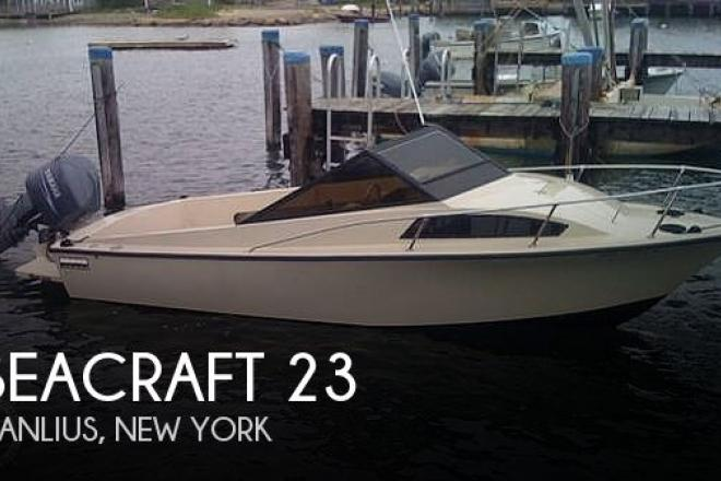 1975 Sea Craft 23 - For Sale at Brewerton, NY 13029 - ID 189962