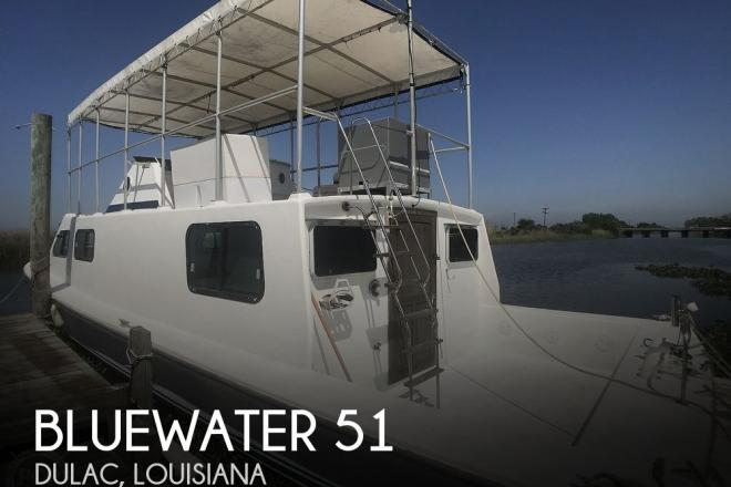 1986 Bluewater 51 - For Sale at Dulac, LA 70353 - ID 188251