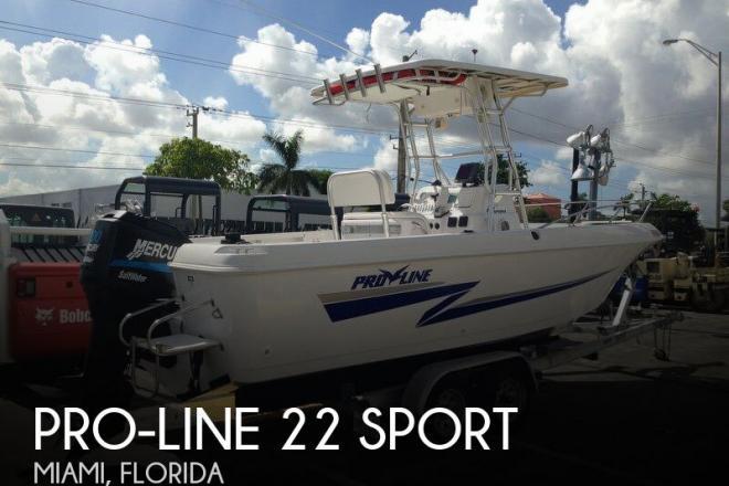 2003 Pro Line 22 Sport - For Sale at Miami, FL 33166 - ID 39372