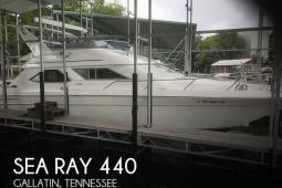 1993 Sea Ray 440