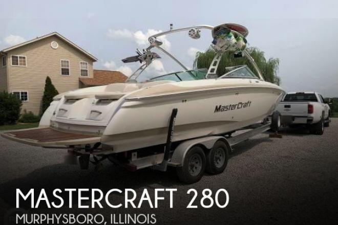 2004 Mastercraft MariStar 280 VLD - For Sale at Murphysboro, IL 62966 - ID 153135