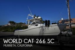 1999 World Cat 266 SC