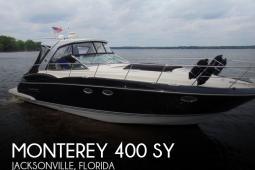 2013 Monterey 400 SY