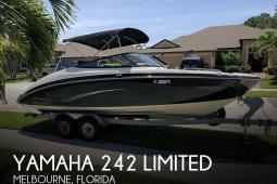 2015 Yamaha 242 Limited