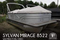 2017 Sylvan Mirage 8522