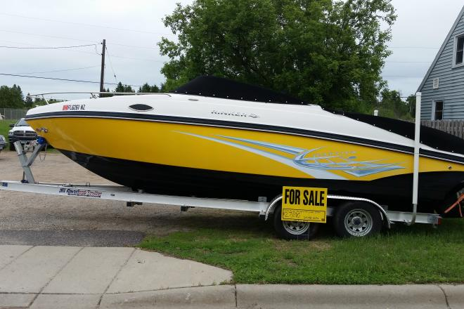 2010 Rinker 246 Captiva cuddy - For Sale at Cook, MN 55723 - ID 190121