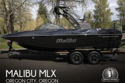2018 Malibu Mlx