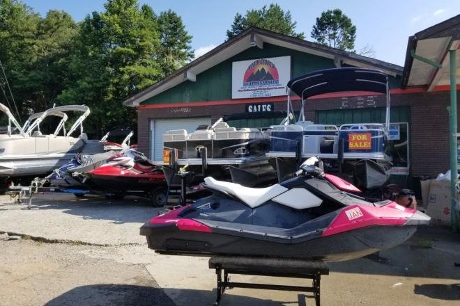 2015 Sea Doo Spark 2up ROTAX® 900 ACE™ - For Sale at Blairsville, GA 30512 - ID 150231