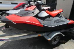2016 Sea Doo Spark 2-Up Rotax 900 HO ACE iBR & Convenience Pkg Plus