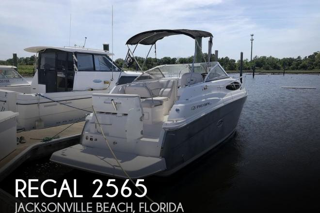 2008 Regal 2565 window express - For Sale at Jacksonville Beach, FL 32250 - ID 189963