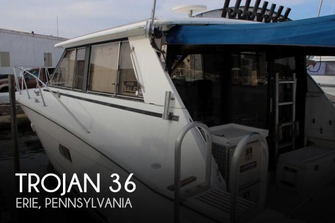 1978 Trojan 36 Hardtop Salon - For Sale at Erie, PA 16507 - ID 147314