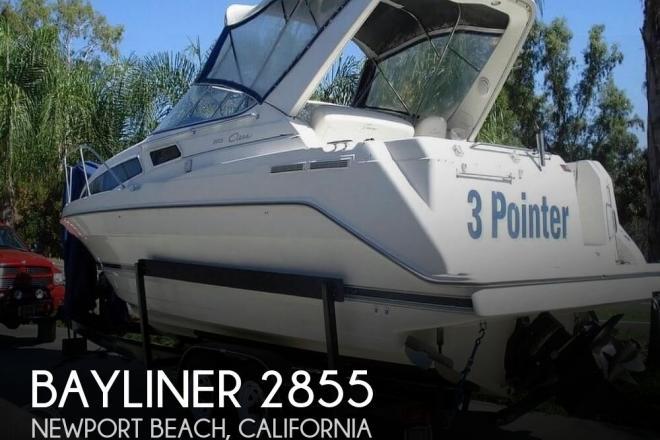 1997 Bayliner 2855 Ciera Sunbridge - For Sale at Newport Beach, CA 92660 - ID 33521